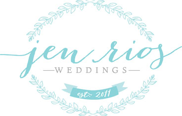 Jen Rios Weddings - North Texas Wedding Wedding Planner
