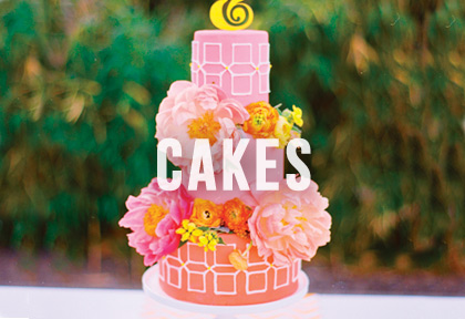 North Texas Wedding Cakes