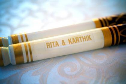 Rita + Karthik