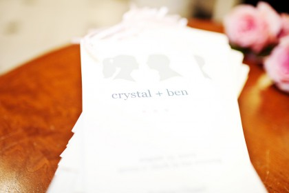 Crystal + Ben