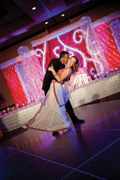 Elena + Prashant