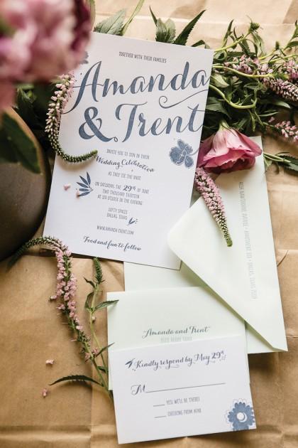 Amanda + Trent