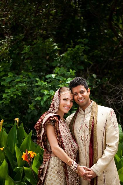 Alicia + Amit