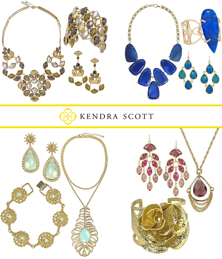 Kendra Scott wedding jewelry available at Patsy's Bridal Boutique, Bella Bridesmaid and De Ma Fille