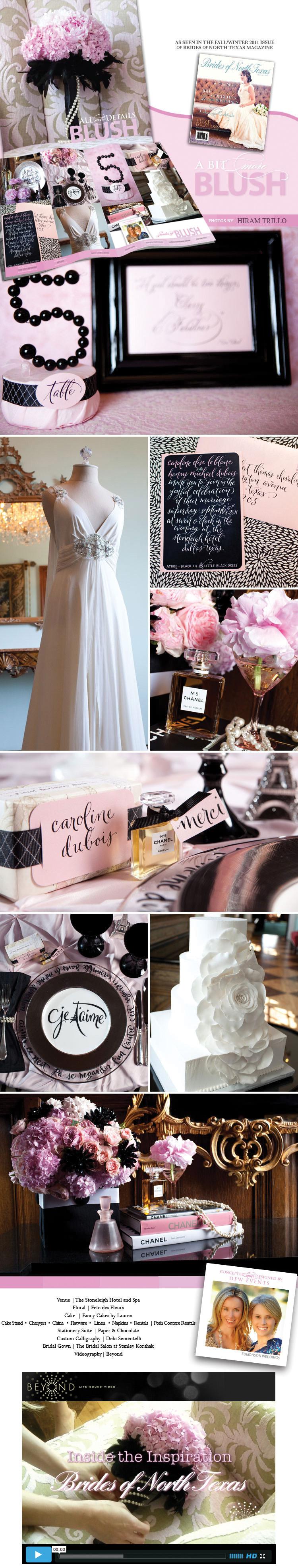 Dallas Fort Worth wedding planner DFW Events