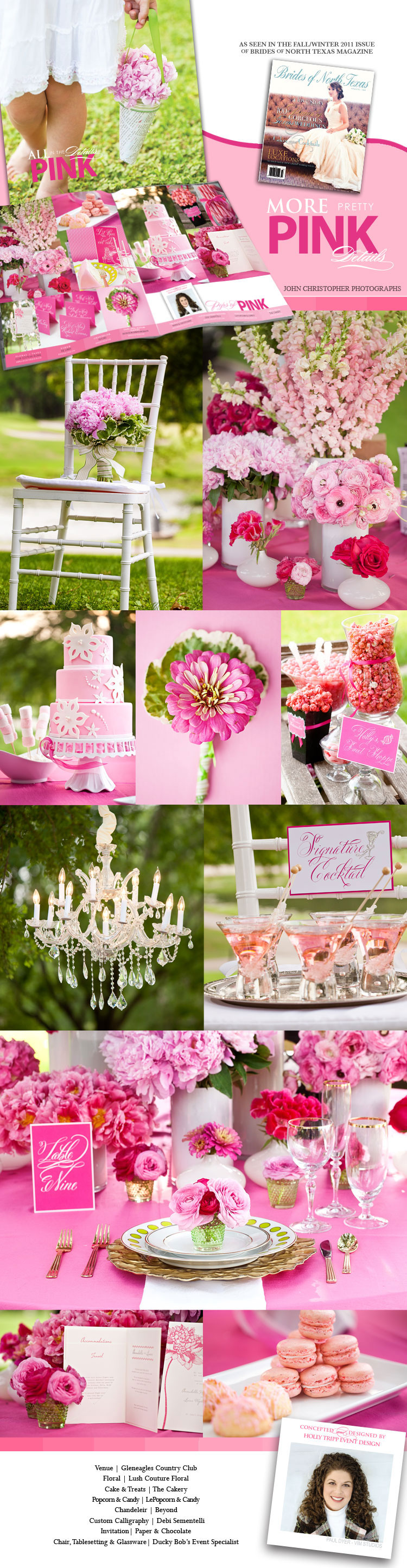 Dallas Fort Worth wedding planner Holly Tripp Event Design