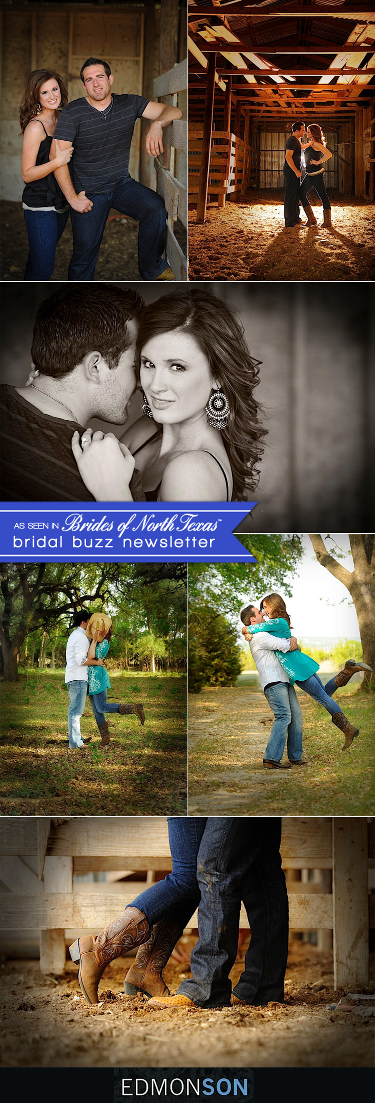 Brides of North Texas almost married Edmonson Weddings