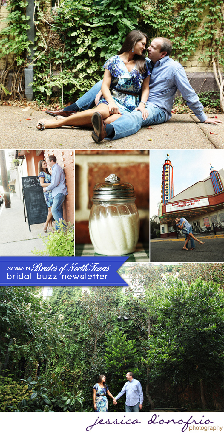 Brides of North Texas Almost Married Couple captured by Dallas Fort Worth wedding photographer Jessica D'Onofrio Photography