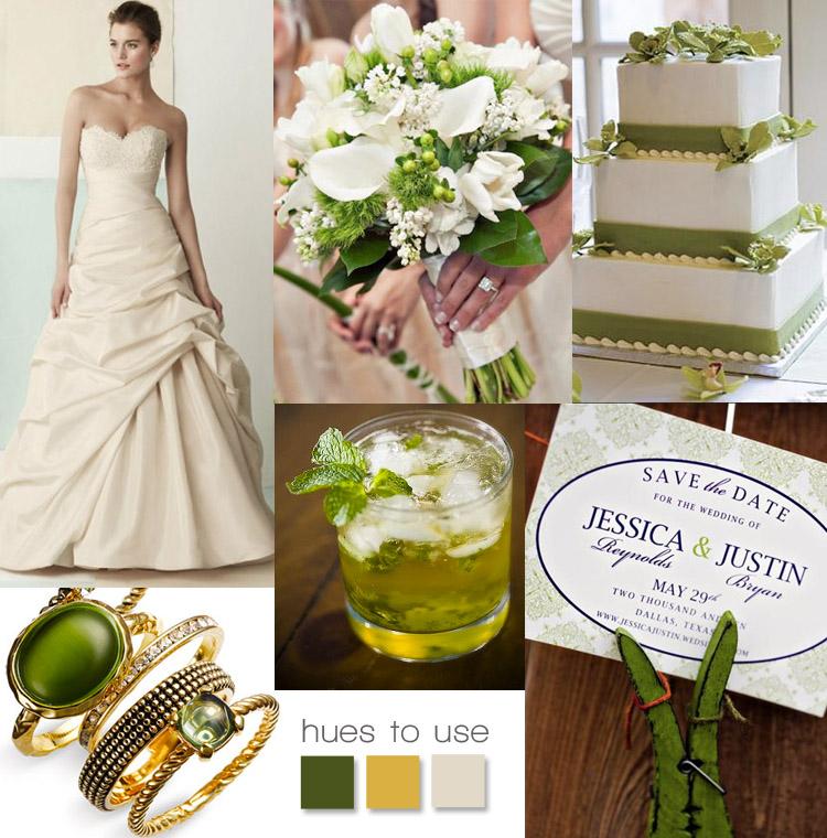 Classic, Emerald-Inspired Design