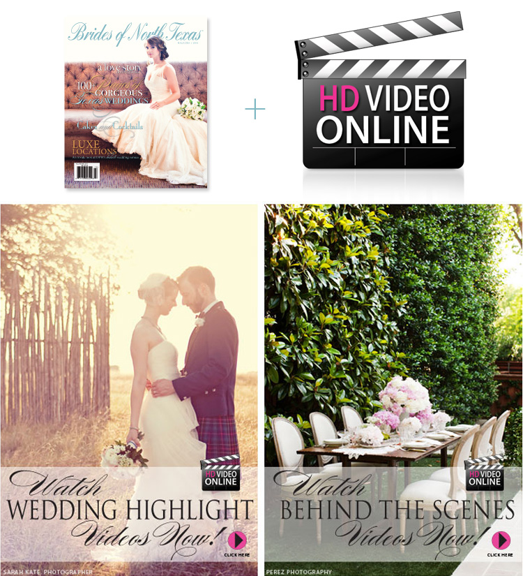 Dallas Fort Worth wedding videographers Hakim Sons Films and Beyond