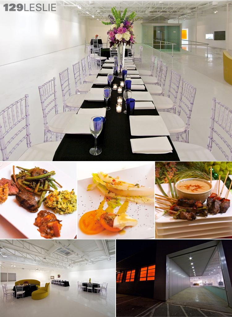 129 Leslie - Dallas Wedding Reception Venue