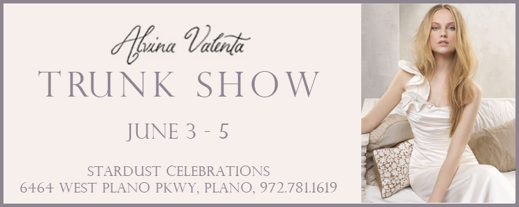 Alvina Valenta Trunk Show, Stardust Celebrations