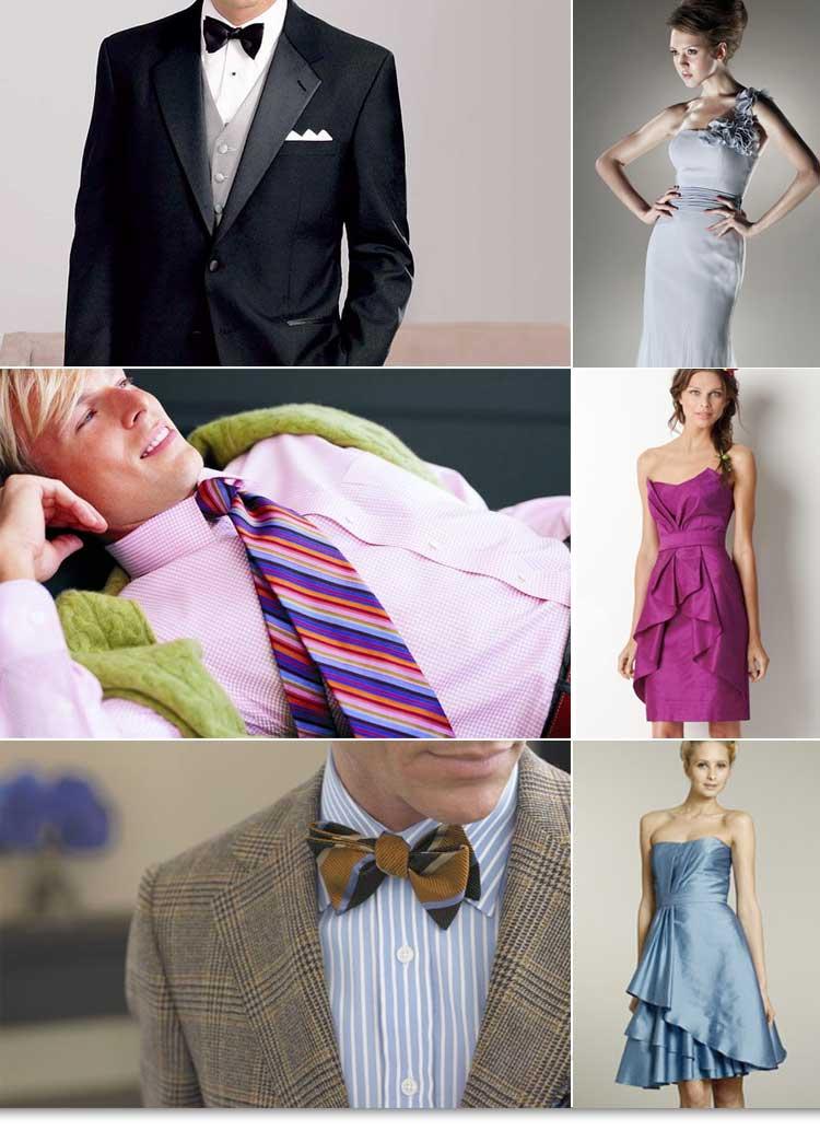 Dallas / Fort Worth bridal gowns, bridesmaid dresses, tuxedos and men's attire