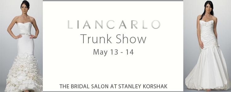 Liancarolo wedding dresses - Stanley Korshak - Dallas, Texas