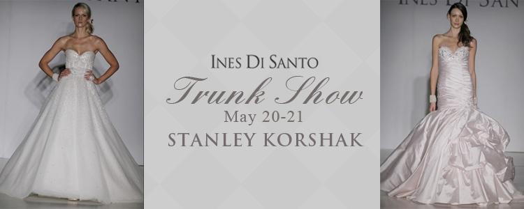 Ines Di Santo Trunk Show