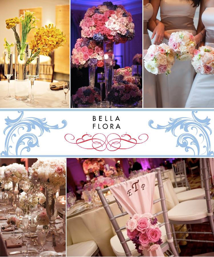 Bella Flora of Dallas, Bella Flora Wedding Planning in North Texas