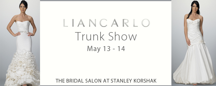 Liancarolo wedding dresses - Stanley Korshak - Dallas, Texas