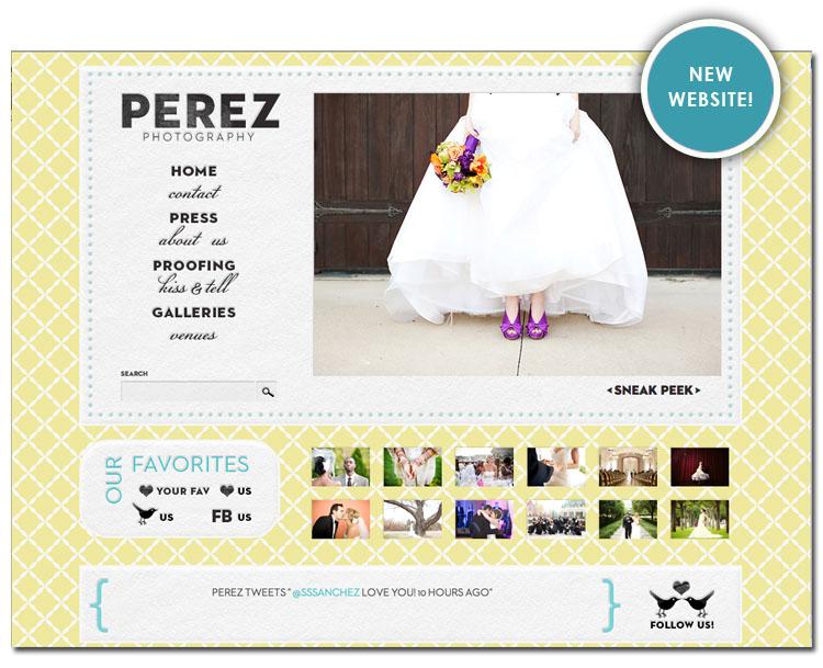 Perez Photography, Dallas Wedding Photographer