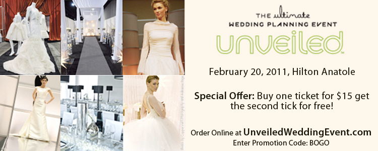 Unveiled Bridal Show