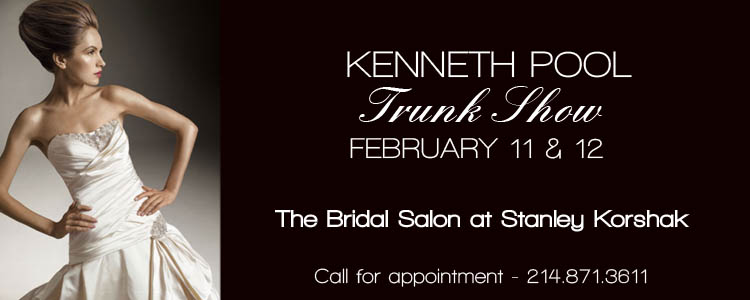 Kenneth Pool, The Bridal Salon at Stanley Korshak