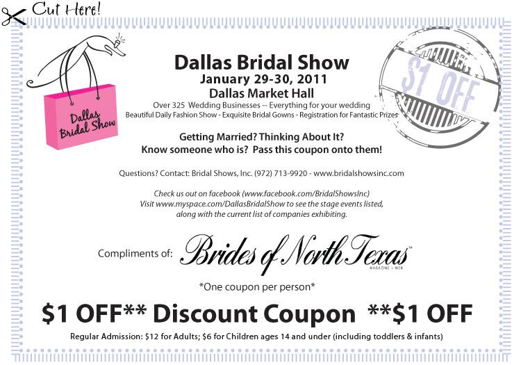 Dallas Bridal Show, Wedding Show in Dallas