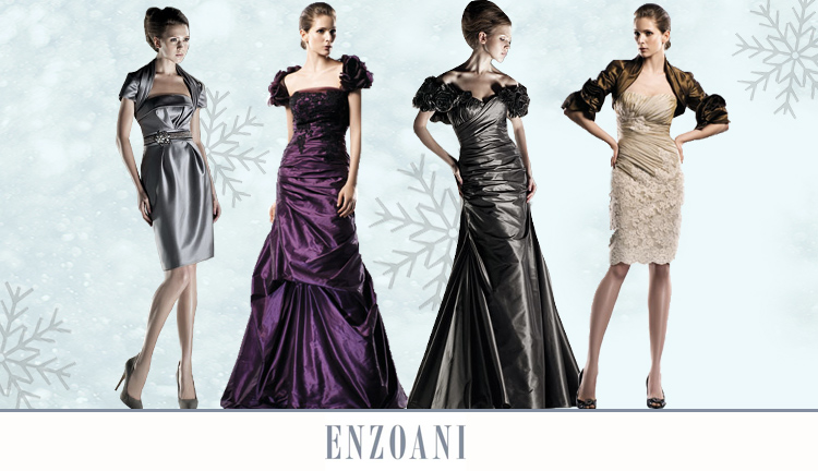 Enzoani Jackets, winter bridal accessories
