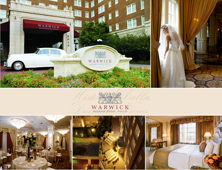Warwick Melrose Hotel in Dallas, Texas