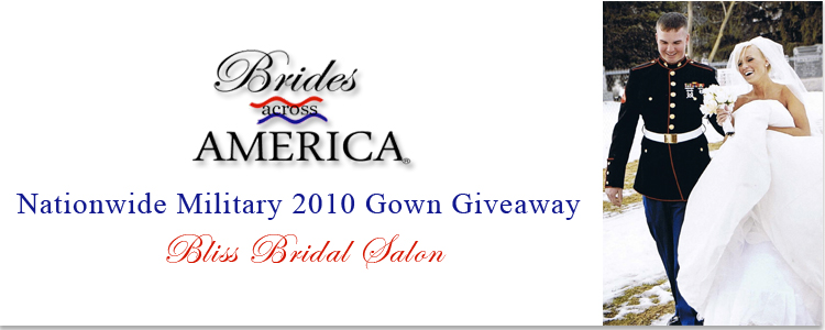 Brides Across America, Bliss Bridal Salon, Wedding Dress in Fort Worth