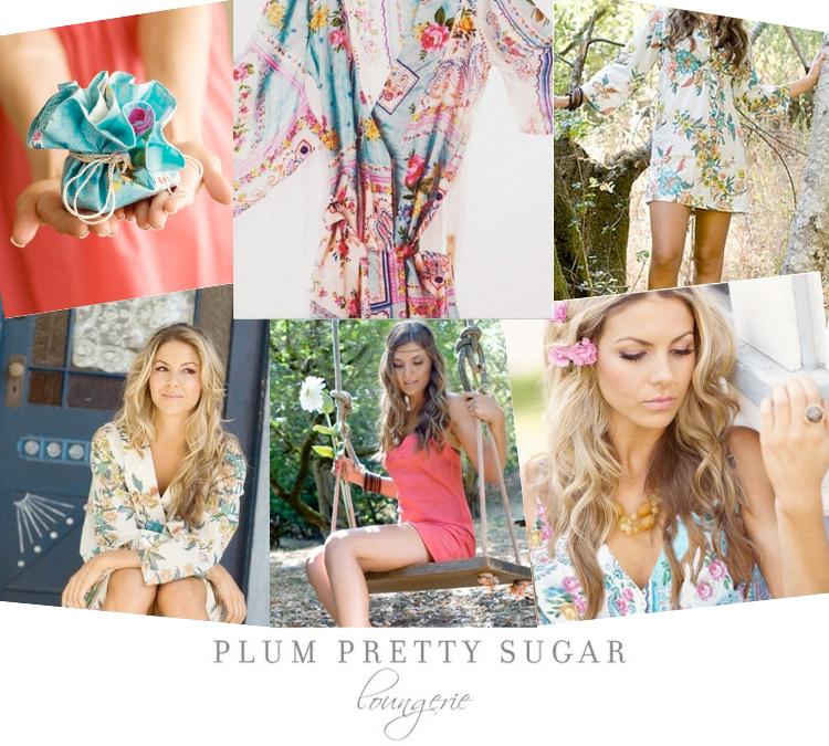 Plum Pretty Sugar, Bridesmaid Gifts