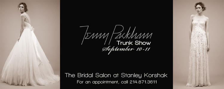 Find Jenny Packham and other DFW wedding gown designers in Brides of North Texas.