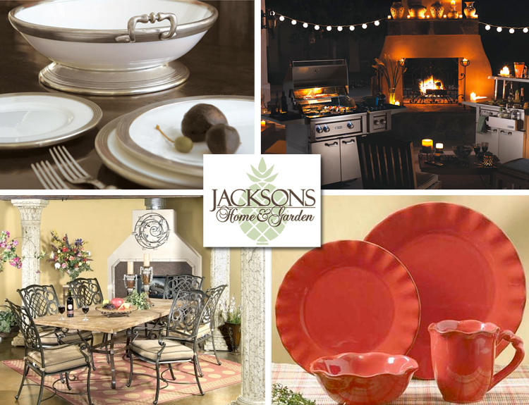Jacksons Home and Garden, Dallas, Registry Hot Spot