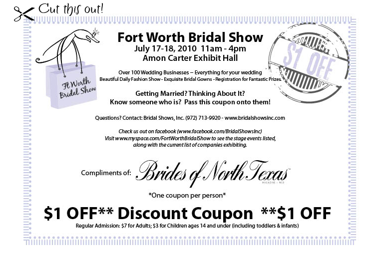 Fort Worth Bridal Show