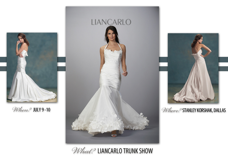 Find North Texas wedding gowns and attire in the Dallas/Fort Worth areas.