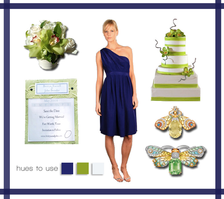 North Texas wedding and reception colors in the Dallas and Fort Worth areas.