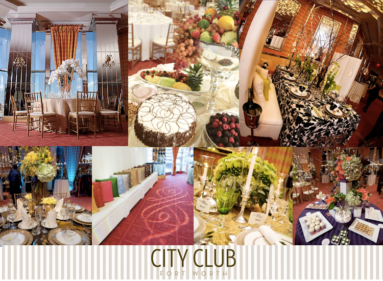 City Club of Fort Worth, Texas Wedding Venues