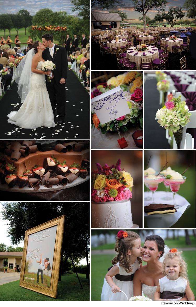Brides of North Texas Real Weddings