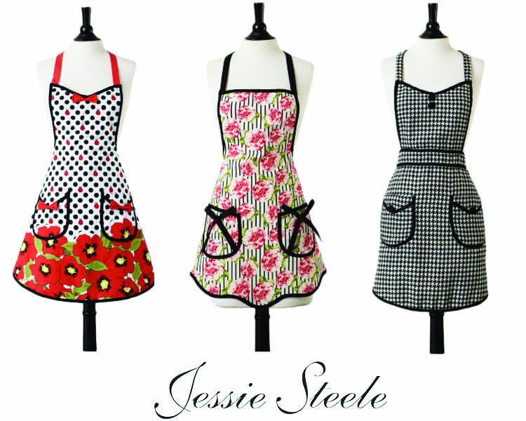 Jessie Steele Retro-Chic Aprons