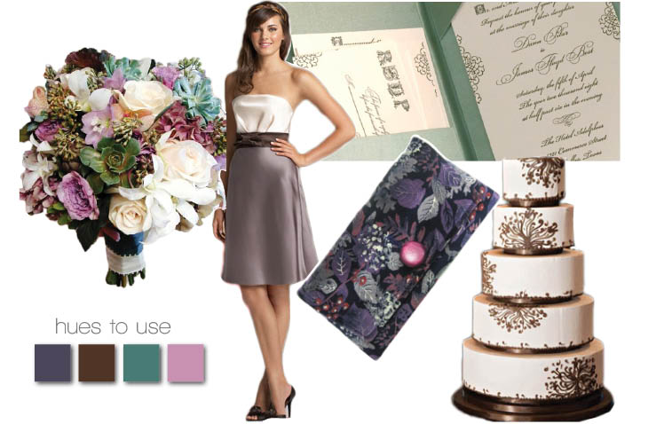 Hues to use - Brides of North Texas