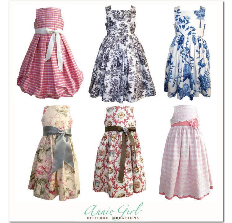 Find Annie Girl flower girl dresses at Patsy's Bridal Boutique in Dallas, Texas