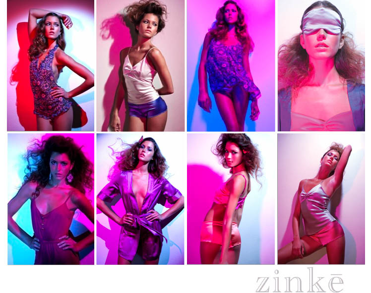 Zinke's 2010 Spring/Summer Collection, Electric Girl, is available for Texas brides