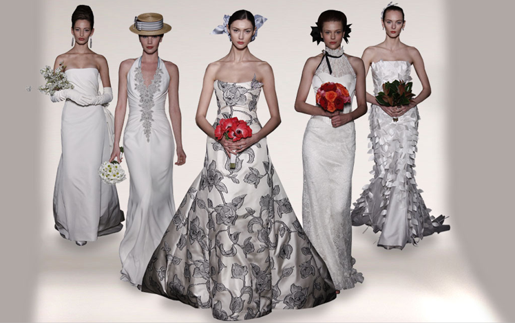 Find Carolina Herrera gowns at Stanley Korshak, Saks Fifth Avenue and Neiman Marcus in Fort Worth and Dallas