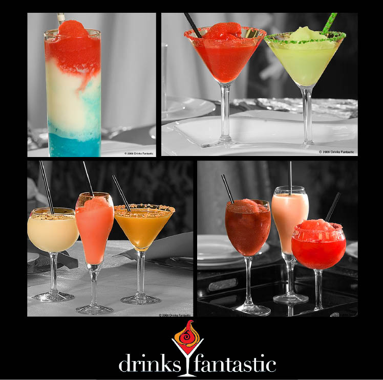 DFW beverage catering company Drinks Fantastic will cater Texas wedding receptions