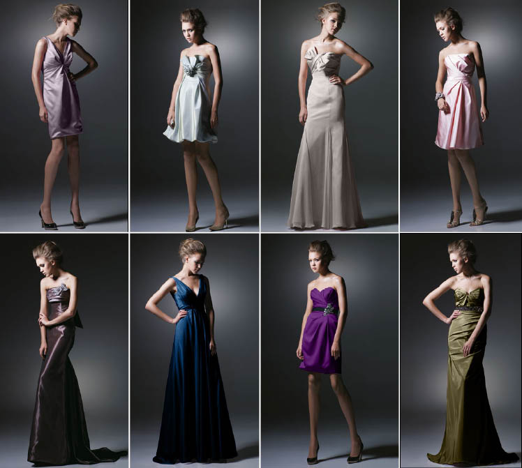 Love by Enzoani bridesmaids dresses availablet at Bliss Bridal Salon in Fort Worth, Texas
