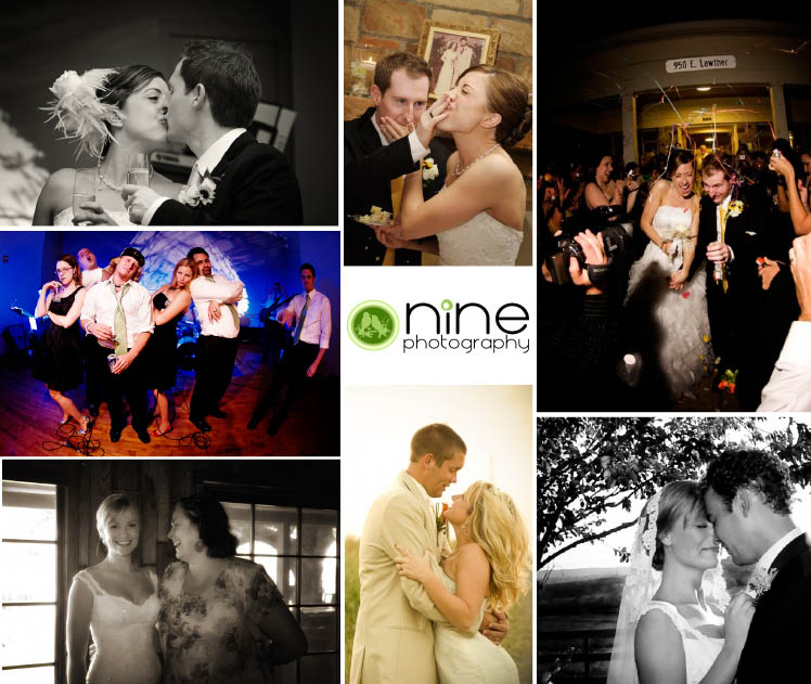 Nine Photography Texas wedding photography capturing every emotion from the bride and groom on their day!