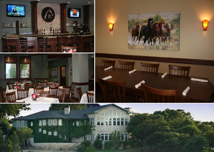 Sky Creek Ranch Golf Club in Keller has just opened their brand new Sky Creek Grill restaurant and bar! Perfect for a bridal luncheons and rehearsal dinners