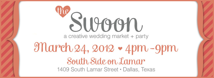 The Swoon Event creative market and party in Dallas