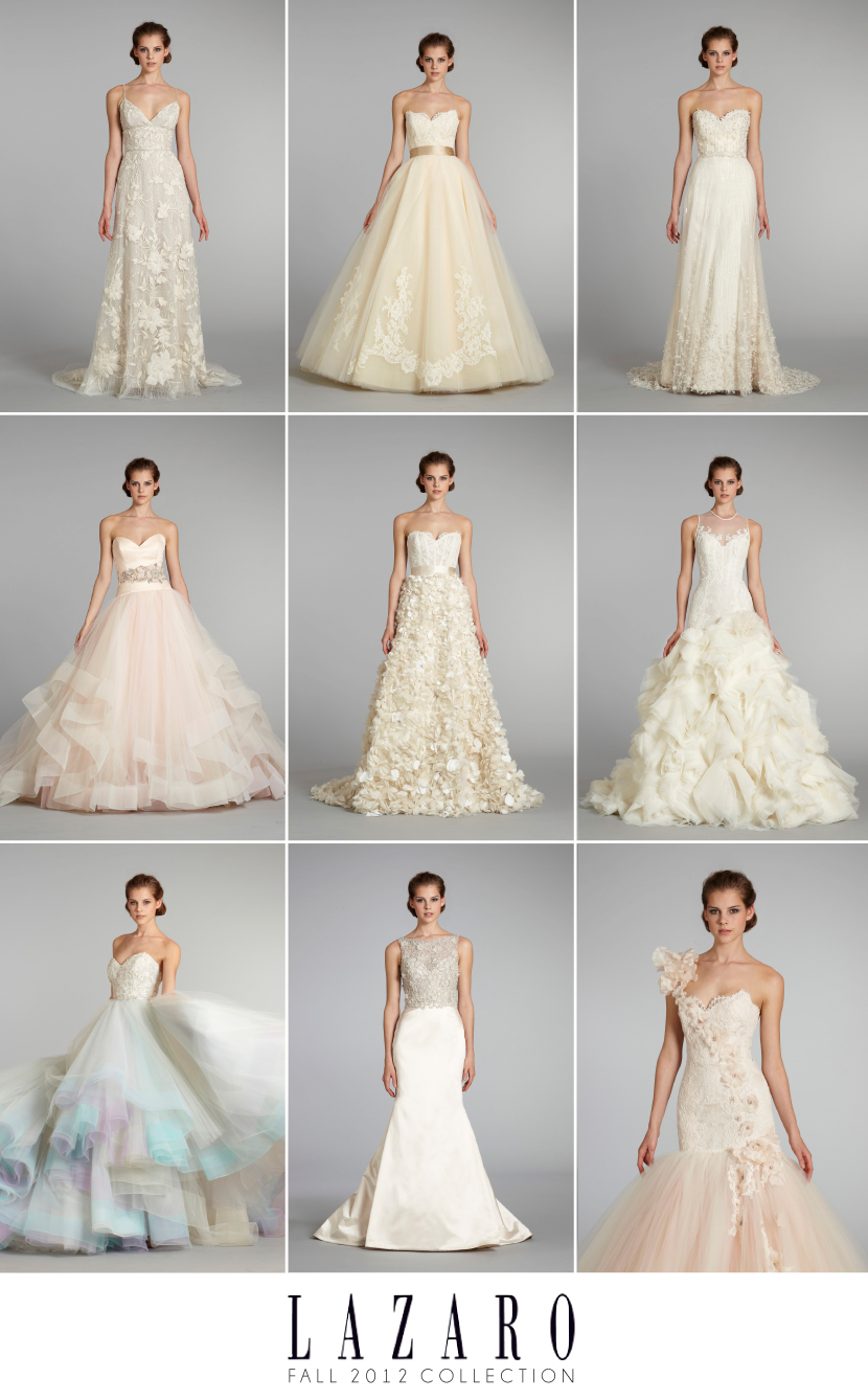 Lazaro 2012 Collection