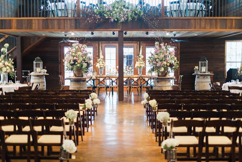 5 Rustic North Texas Wedding Venues