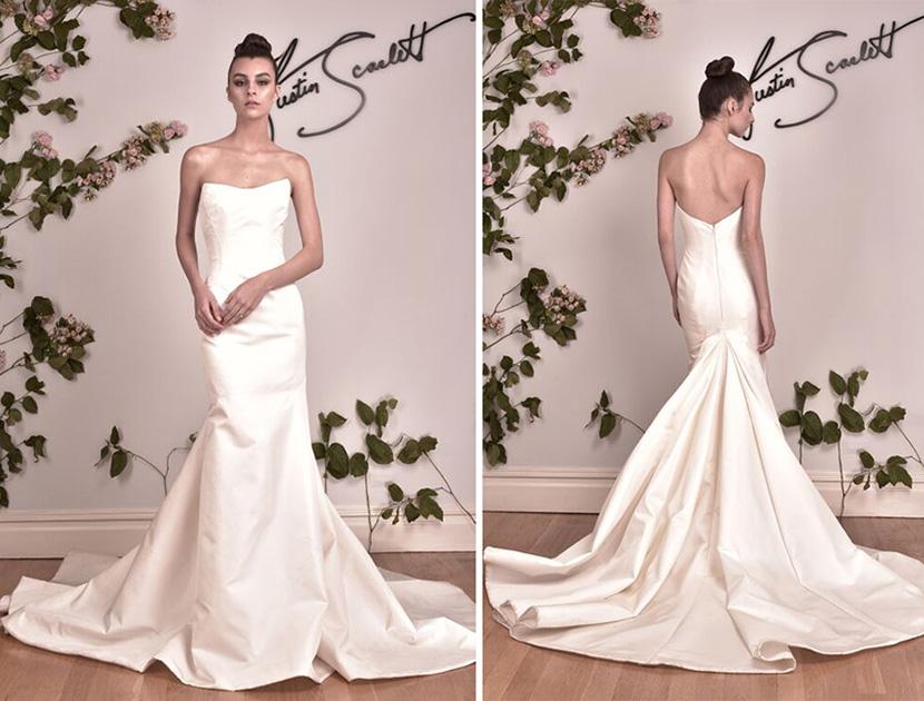 Austin Scarlett Fall 2016 Wedding Gowns