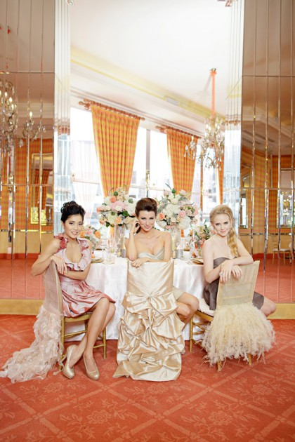 Bridal Par-Tea | Fall/Winter 2012